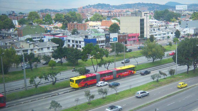 Transmilenio Bogotá. Foto Sxxi.net