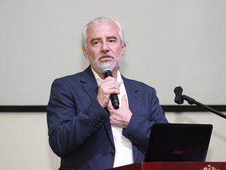 Dr. Mario Hernández conversó en Sxxi.net sobre el grave problema de la salud en Colombia. Foto Universidad Nacional.